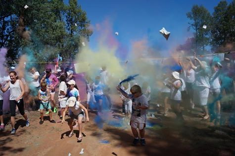 Colour Run - Youth Week