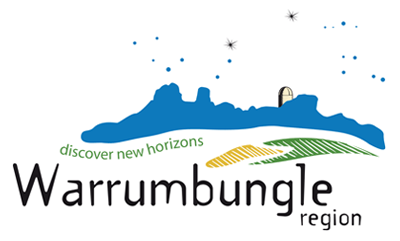 Warrumbungle Region Logo