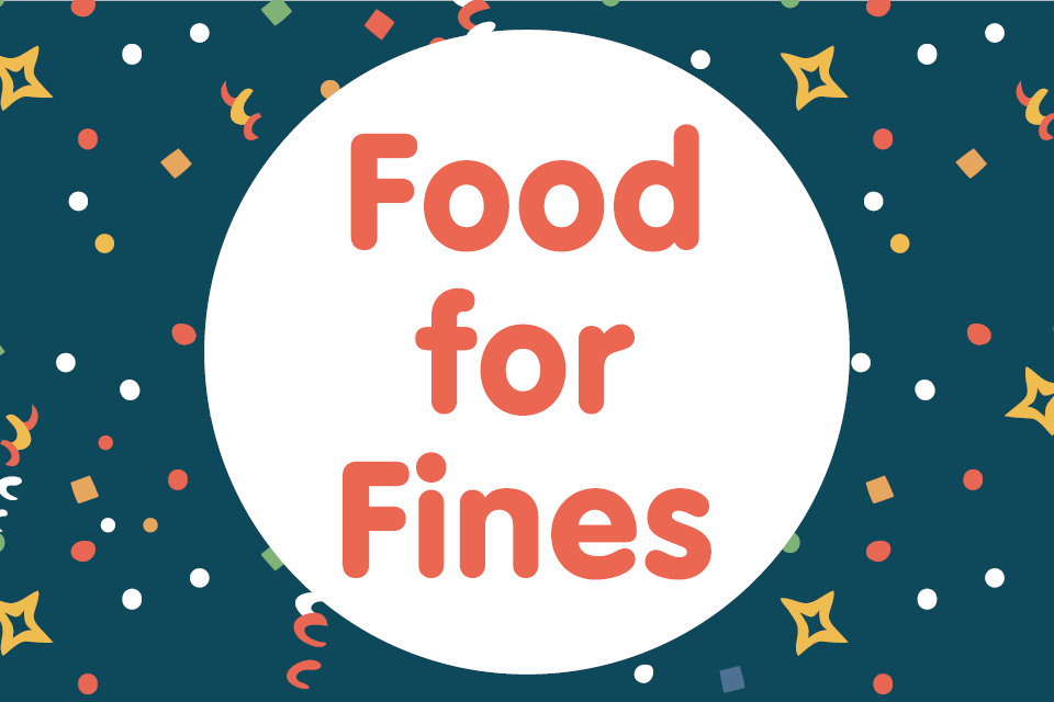 Food For Fines FB