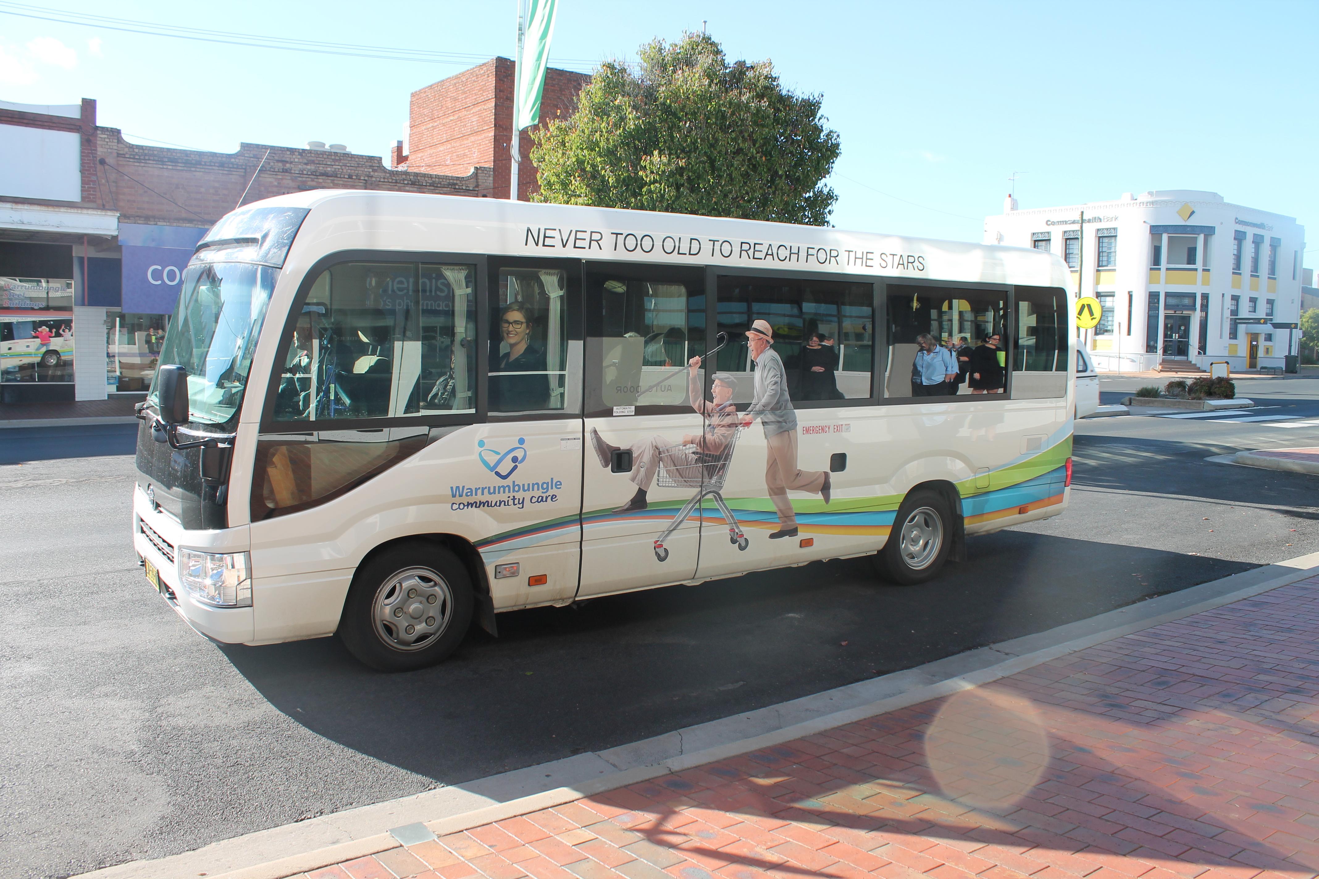 WCC Bus