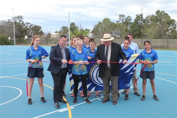 Coonabarabran Sporting Complex and Multipurpose Courts