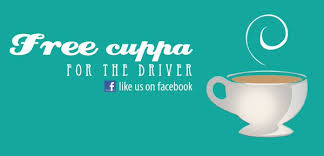 Free Cuppa for the Driver